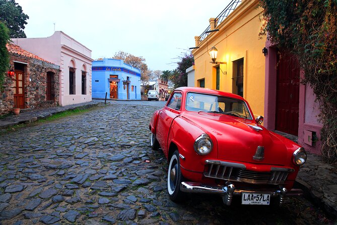 2-Day Trip in Colonia from Buenos Aires