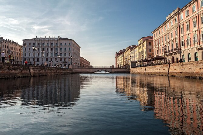 Trieste Habsburg Private Walking Tour with a Local Guide