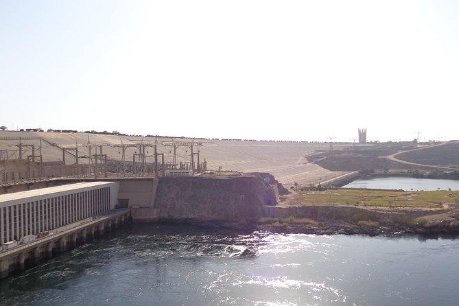 High Dam and Aswan Botanical Garden Tour