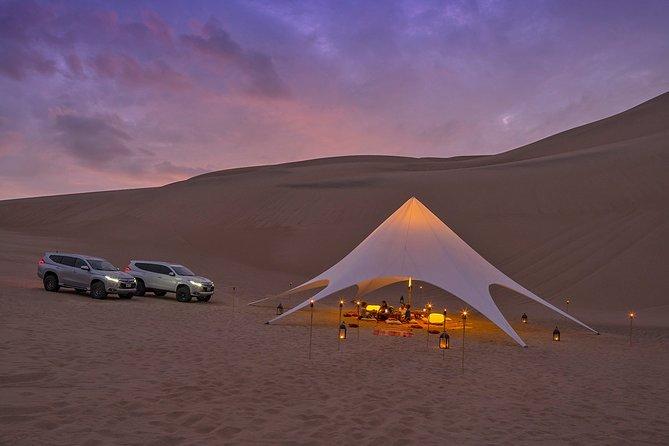 Desert Adventure: Luxury Picnic, Off-Road & Sandboarding