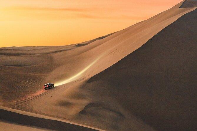 4x4 Dune Ride: Off-Road & Sandboarding