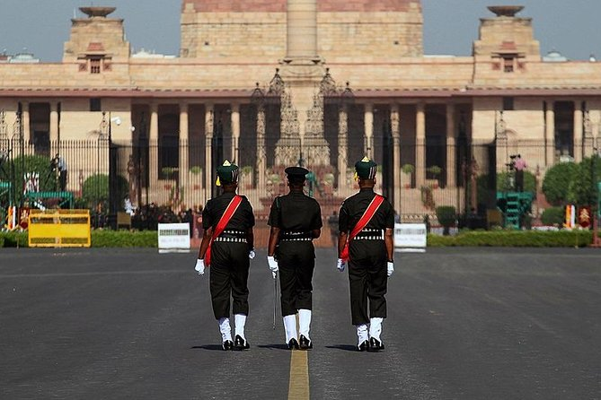 Private Full Day Delhi tour with Change of Palace Guard Ceremony
