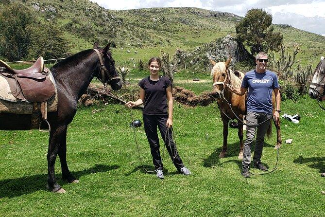 Private Horseback Riding Tour around Sacsayhuaman