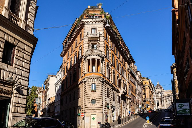 Discover Rome's Fantasy District with a Local