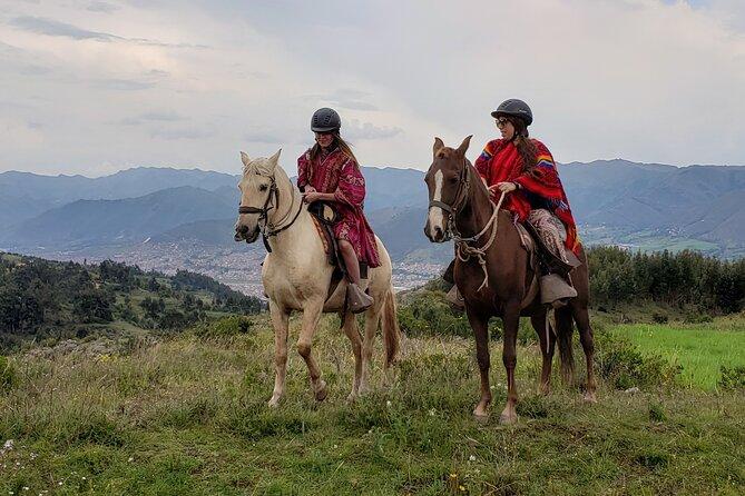 2 days 1 Night horseback tour to Huchuy Qosqo