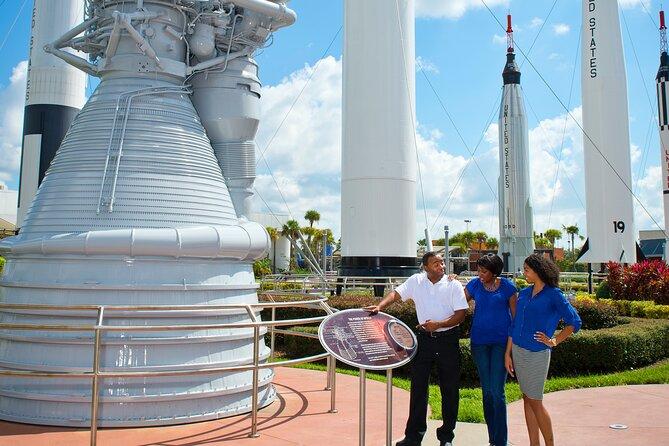 Toegangsbewijs voor het Kennedy Space Center met rondleiding