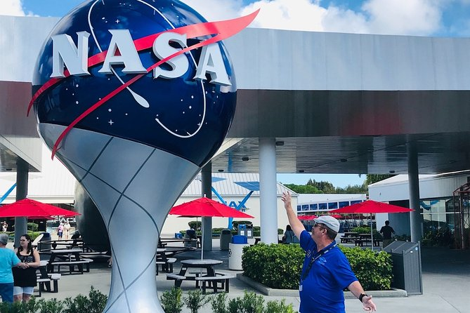 Kennedy Space Center Admission Ticket with Guided Tour