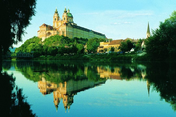 Danube Valley Small-Group Tour from Your Vienna Hotel