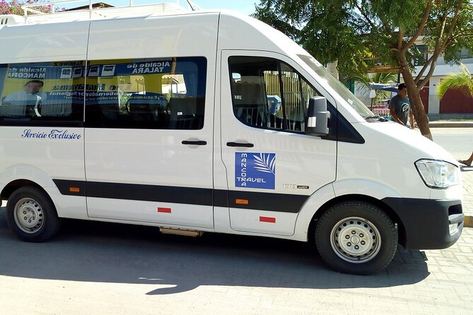 Talara Airport Private transfer to Mancora or Punta Sal