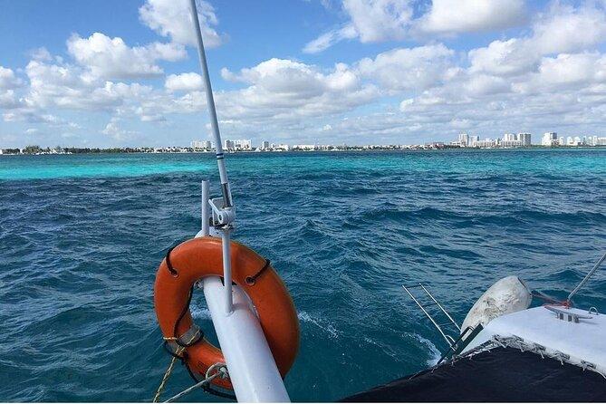 Catamaran-Open Bar