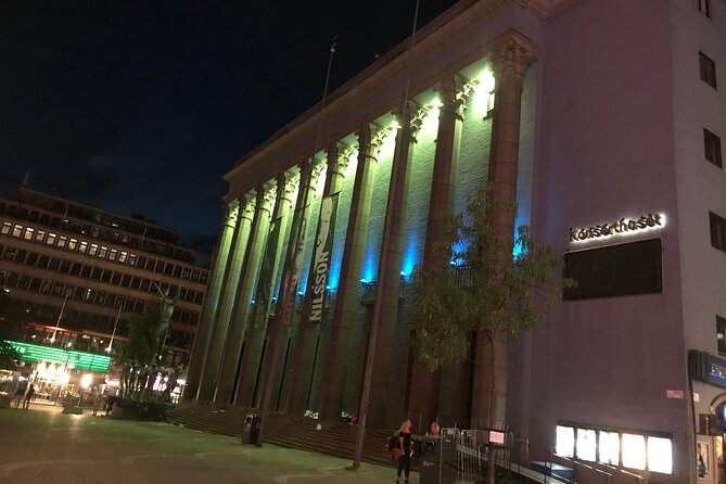 Dark Stockholm Tour