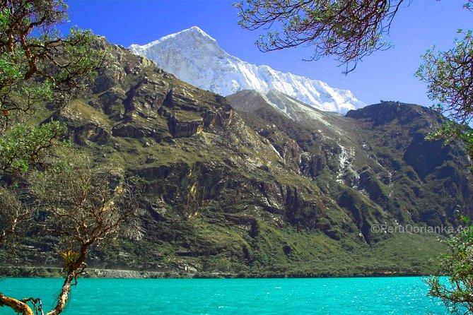 From Huaraz: Llanganuco Lagoon fullday tour