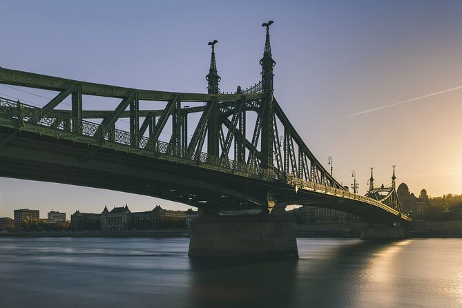 Touristic highlights of Budapest on a Private half day tour with a local