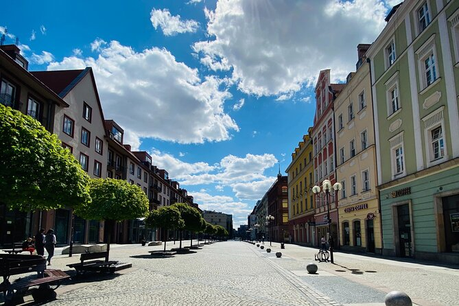 Surprise Walk of Wroclaw with a Local