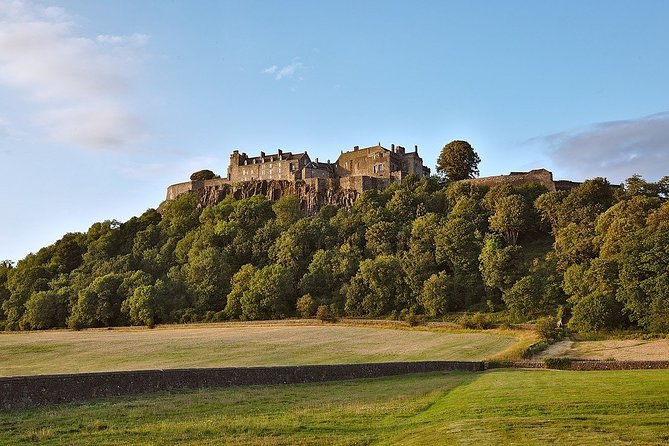 Stirling and Stirling Castle Private Tour