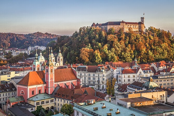 Ljubljana Wine tour