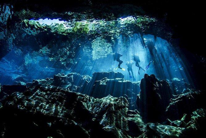 Discover Cave Diving in Playa del Carmen