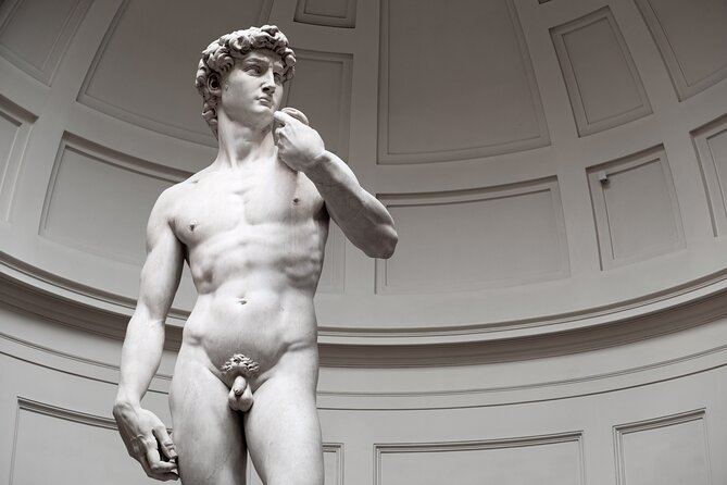 Guided visit to the Accademia Gallery