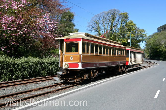 Electric Trams, Mountain Railway and Victorian Marvels in the Isle of Man