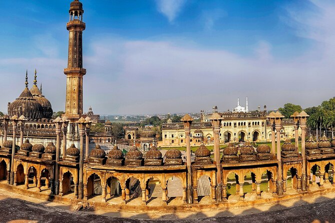 Best of Lucknow (Guided Halfday Sightseeing Tour by Car)