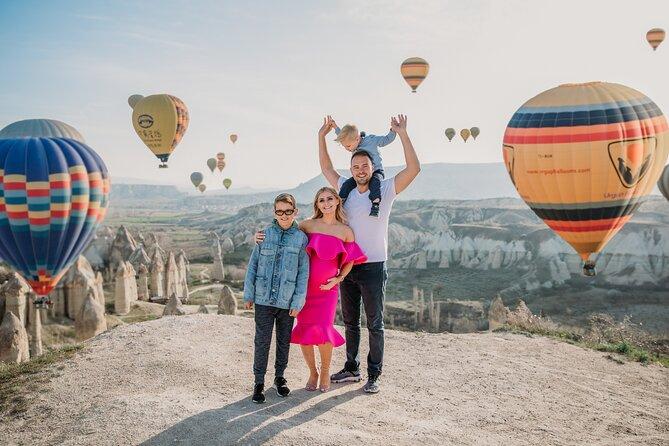 Shoot My Travel- Cappadocia With a Local Photographer