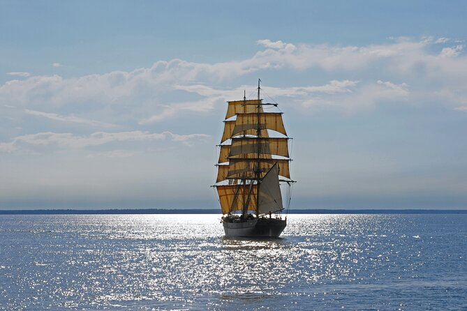 Sail cruise. Two days in Stockholm archipelago