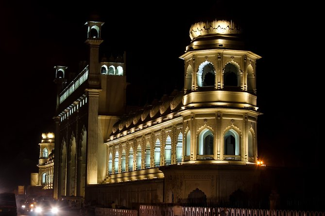 Night Walk Lucknow (2 Hours Guided Walking Tour)
