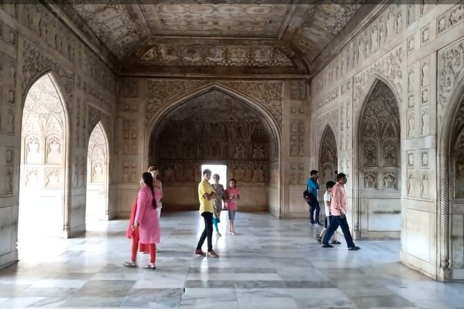 Full-Day Agra Private Sightseeing Guided Tour
