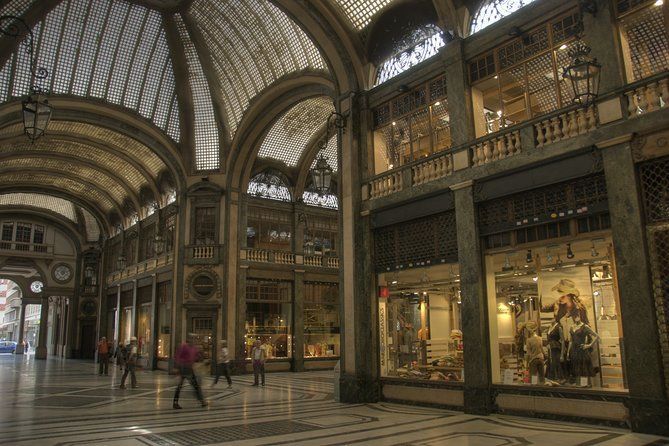 Turin in Liberty Style: Private Walking Tour with a Local Guide