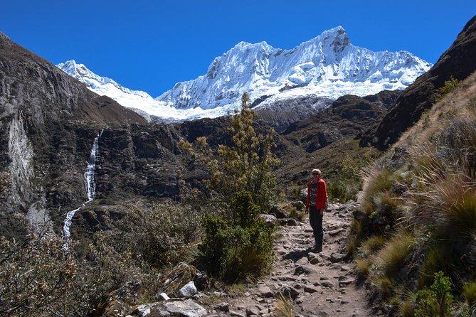 From Huaraz: Laguna 69 fullday trek