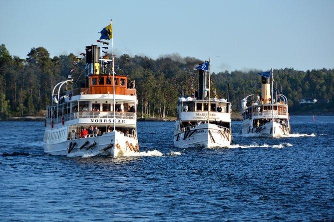 Temasegling Skärgårdsbåtens dag