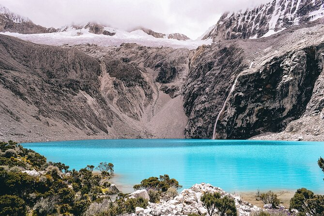 From Huaraz: Laguna Parón fullday trek