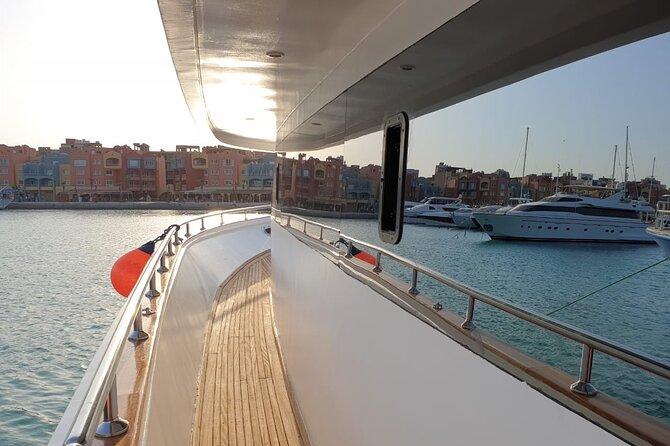From Hurghada :VIP Cruise Red Sea