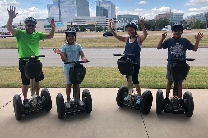 Ultimate Segway Tour in Austin
