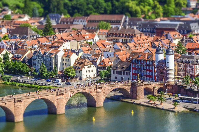Private tour of the best of Heidelberg- Sightseeing, Food & Culture with a local