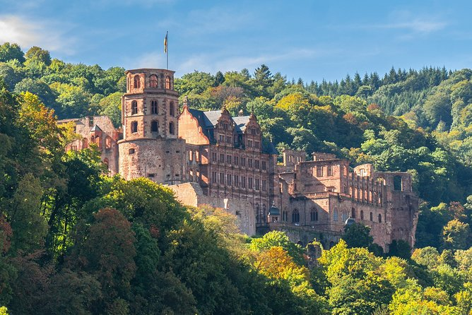 Touristic highlights of Heidelberg on a Private half day tour with a local