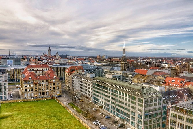 Private tour of the best of Leipzig - Sightseeing, Food & Culture with a local