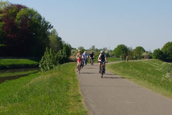 Guided Small-Group Cycling Tour of Mechelen
