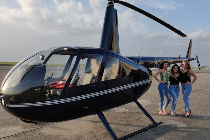 Private Helicopter Sightseeing Flight in New Orleans