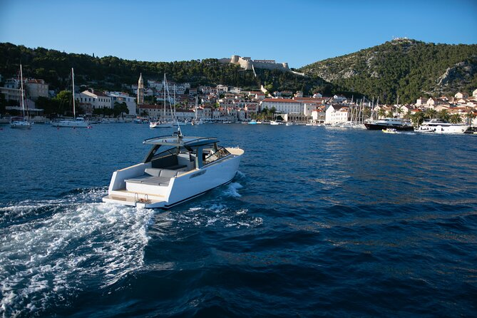 Colnago 45 - Luxury Private Speedboat Tours