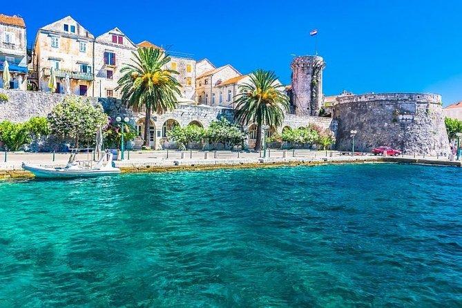 Korčula - Marco Polo's birthplace