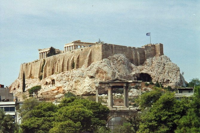Private Walking Tour in the Heart of Athens