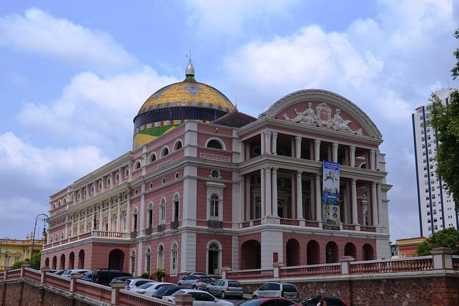 4-Days Manaus Classic Package