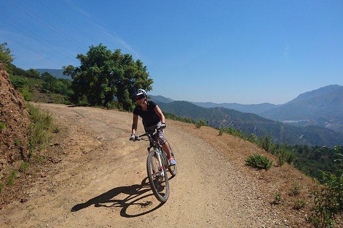 eMTB - Sierra de las Nieves MINI - 26km - Moderate Level