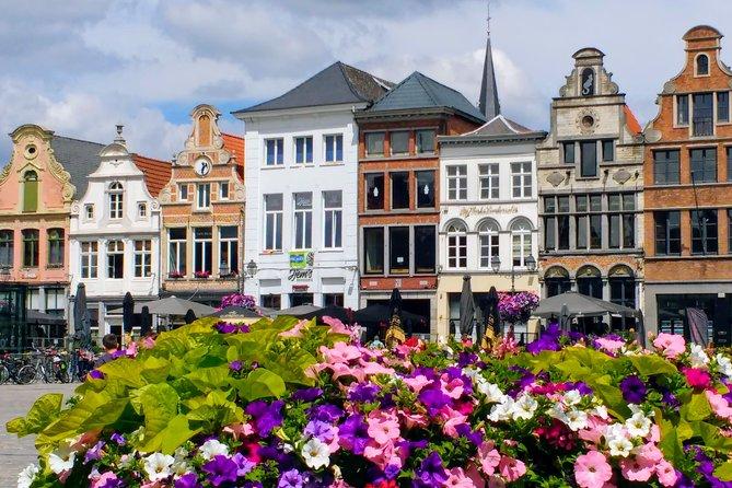 Small-Group Mechelen City Guided Walking Tour