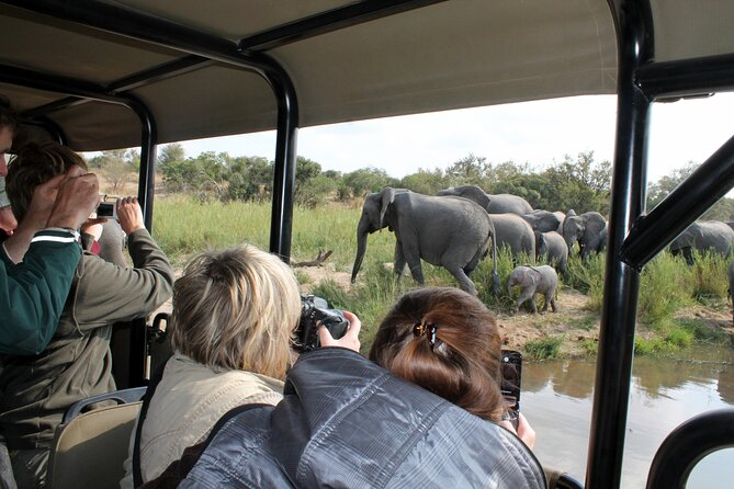 4 Day Kruger National Park Safari (English / German Guided)