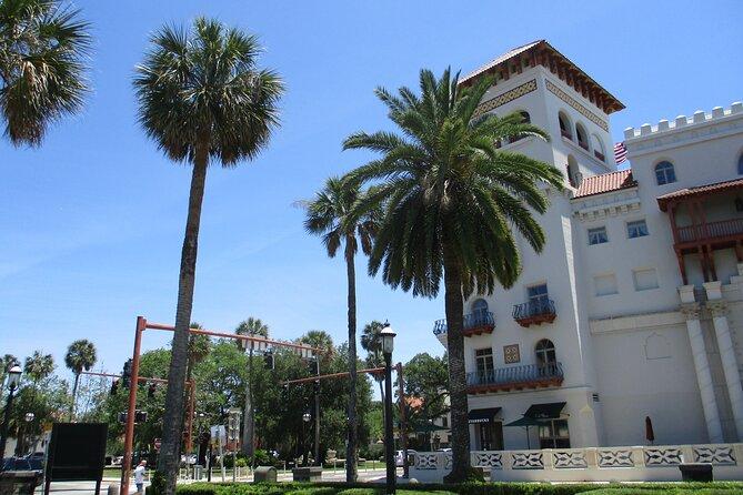 Casa Monica Hotel, St Augustine Florida