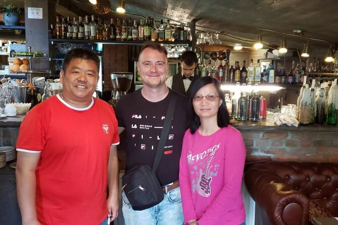 Kyiv Food and Drink Private Walking Tour