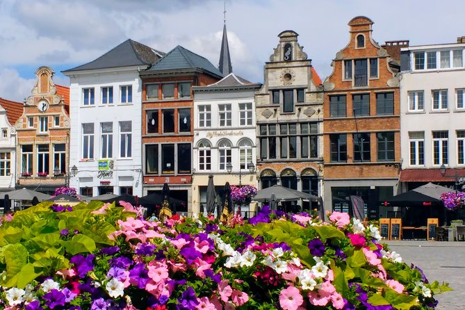 Mechelen Small-Group Running Tour