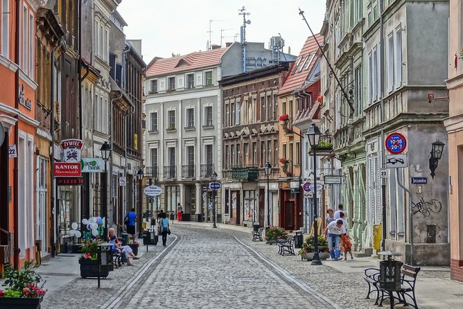 Private tour of the best of Bydgoszcz - Sightseeing, Food & Culture with a local